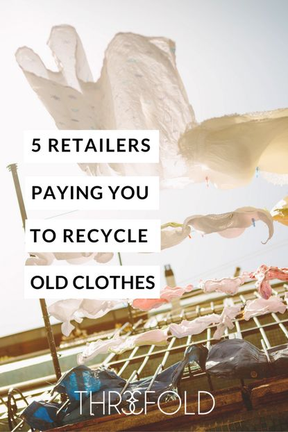 how to recycle old clothing and not hurt the planet