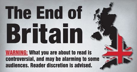 The End of Britain