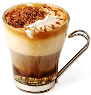 Caribbean Coffee Recipe -- Doesn't this look delicious? This coffee recipe is
