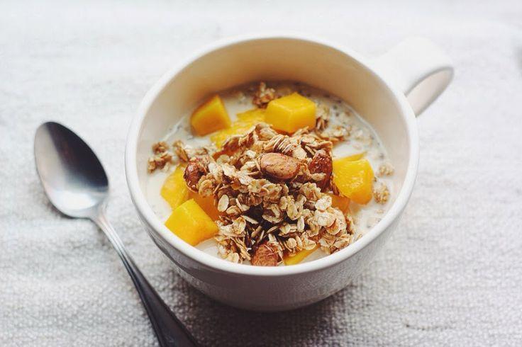 The Art of Breakfast: Basic Overnight Oats Recipe