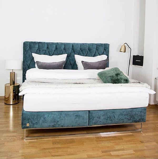 JOOP! Bett Türkis #Bett #Schlafzimmer #Joop #Schlafzimmerideen