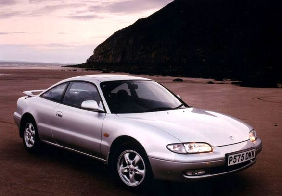 1992- 1998 Mazda MX-6 UK-spec