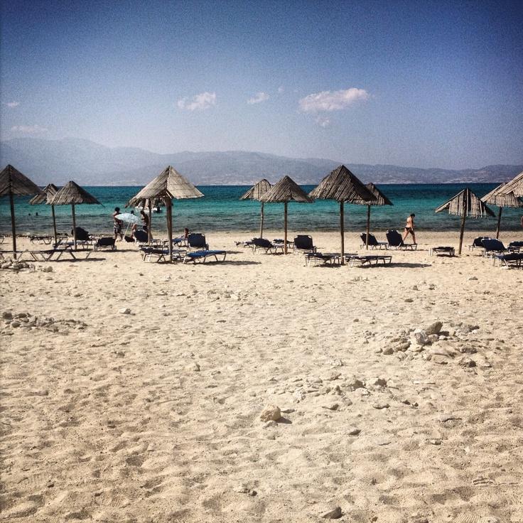 Chrissi island   Ierapetra Crete Greece