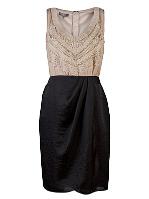 Gorgeous dress for holiday drinks!