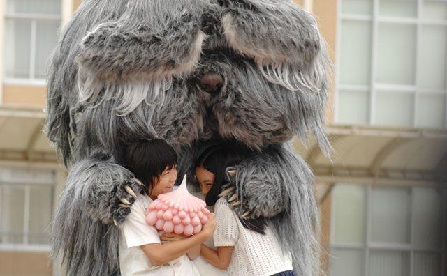 'Jellyfish Eyes' Feature Film By Takashi Murakami