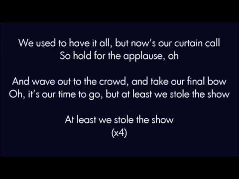 Kygo ft. Parson James - Stole the show (Lyrics video ...