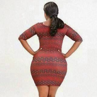 Meet The Latest Socialite In Town [Killer Photos] As She Showcases Her Ass'ets - Sanamu