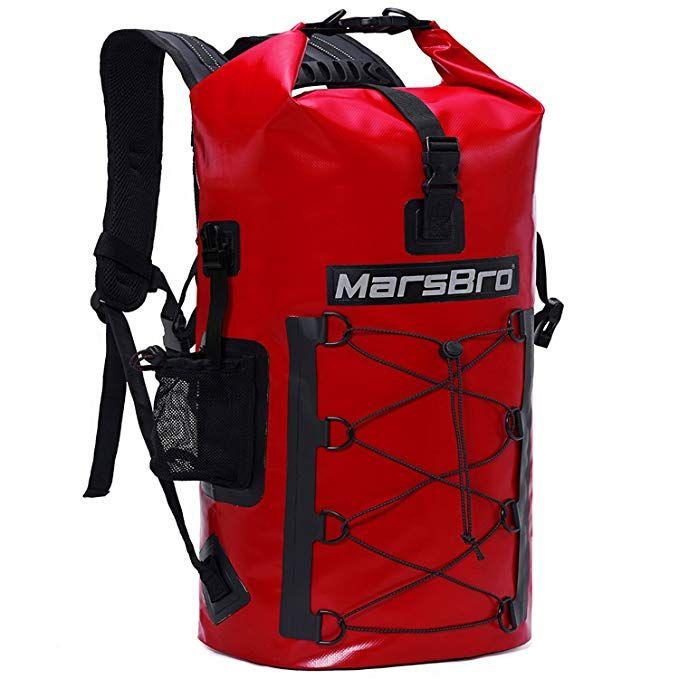 Padded Shoulder Strap for Dry Bag Sack Backpack for Kayaking,Beach Yellow