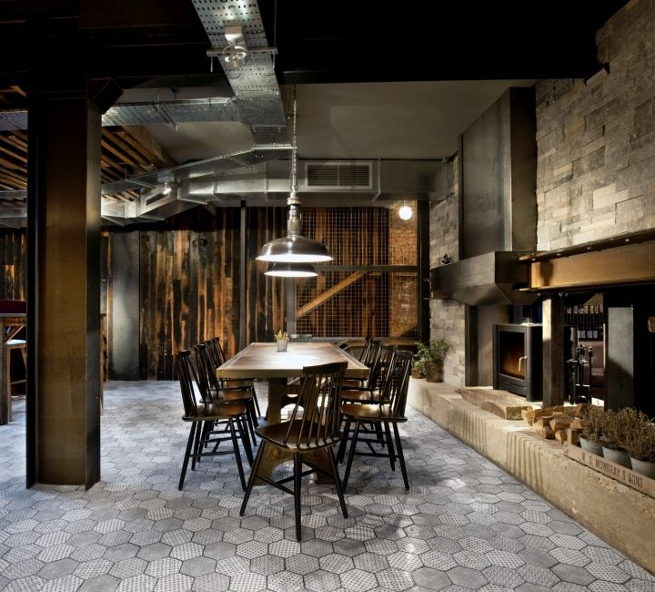 Gastropubs By Oakman Inns Restaurants People In Space UK Retail Design Blog