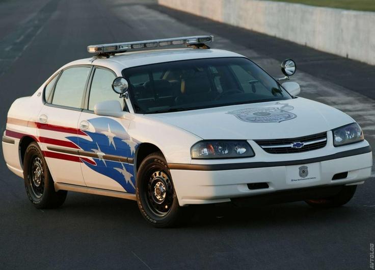 2003 Chevrolet Impala Police Vehicle