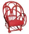 Willow Arm Chair can be painted any color | Rustic Home Decor from RusticArtistry.com