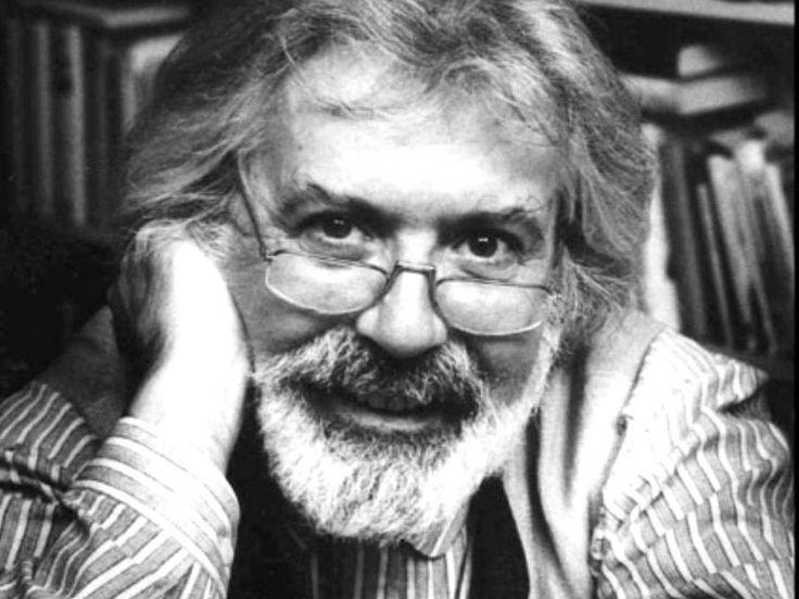 El escritor alemán Michael Ende