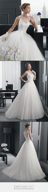 43 best Wedding Gown images on Pinterest | Gown wedding, Wedding ...