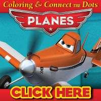 Disney Planes Coloring Pages on twokidsandacoupon.com