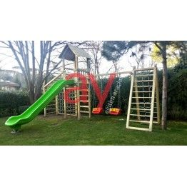 Anaokulu Tırmanmalı Oyun Parkı