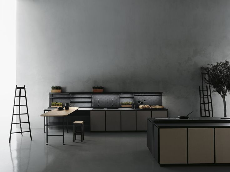 modular kitchen salinas by boffi design patricia urquiola | projet, Innenarchitektur ideen