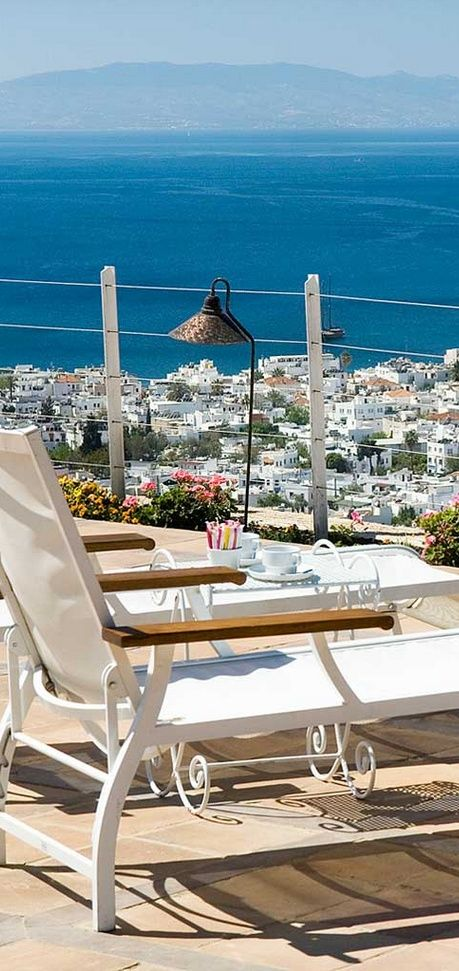 ღღ AWESOM!!! Love the view!!! ~~~ Bodrum- T…