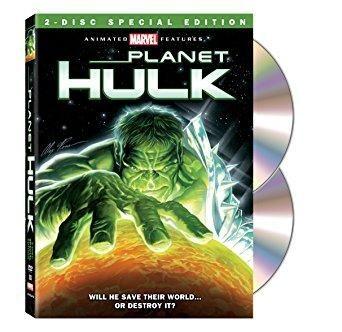 Kevin Michael Richardson & Mark Hildreth & Sam Liu-Planet Hulk