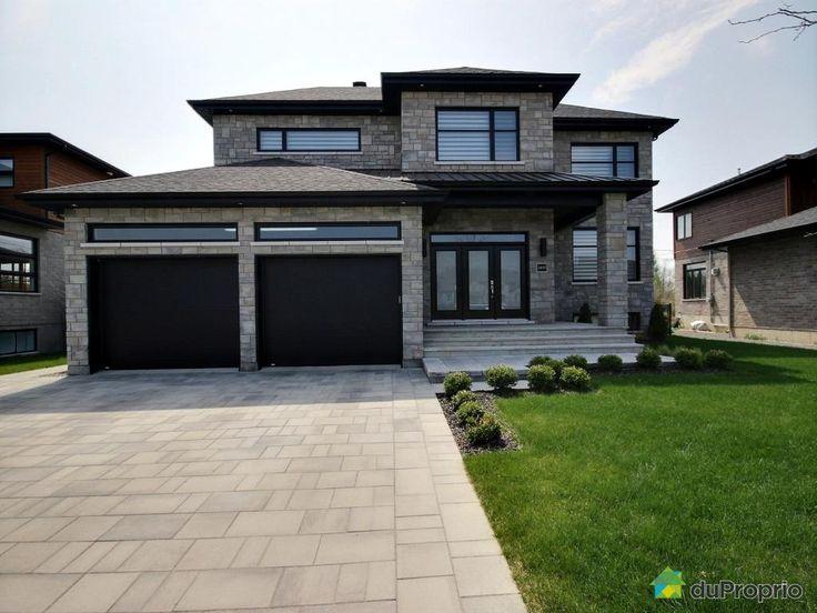 Maison a vendre St-Bruno-De-Montarville, 2897, rue des Morilles, immobilier Québec | DuProprio | 519160 PAVÉ UNI