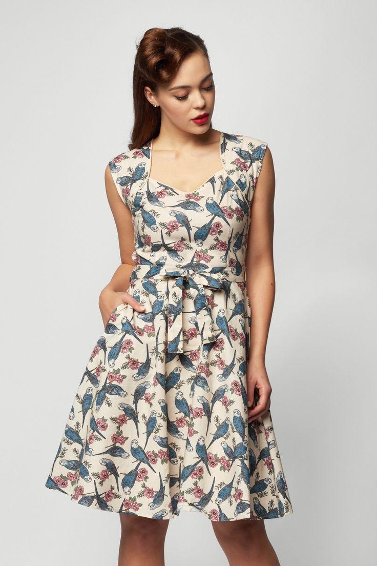 Dangerfield budgie dress