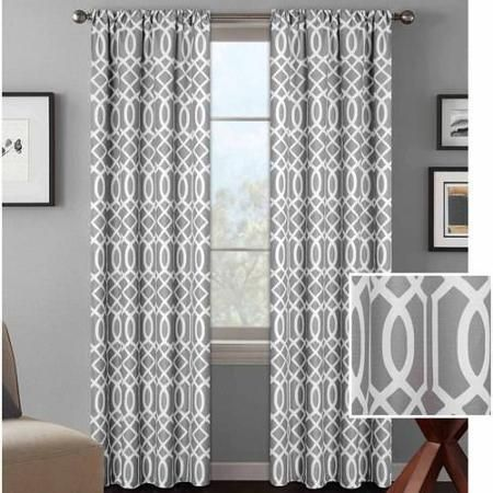 Better Homes And Gardens Ironwork Curtain Panel Gardens