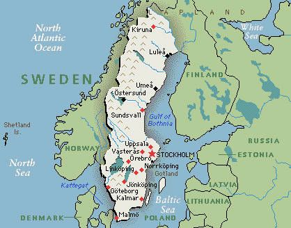 Best Sweden Map Ideas On Pinterest Stockholm Stockholm - Sweden map jönköping
