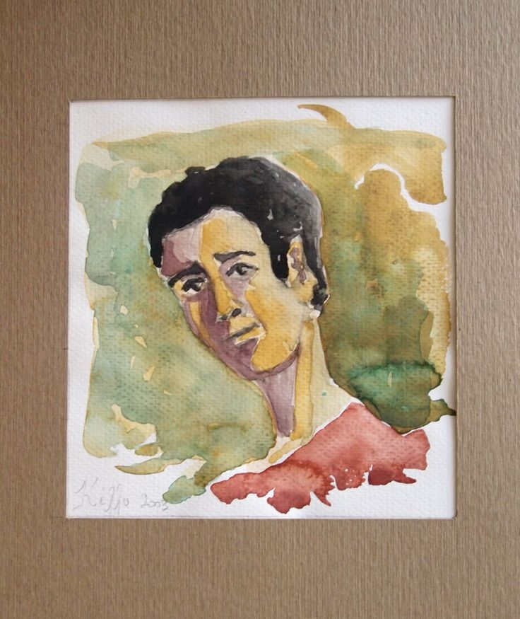 10x10 aquarelle kelly Papastogiannoudi