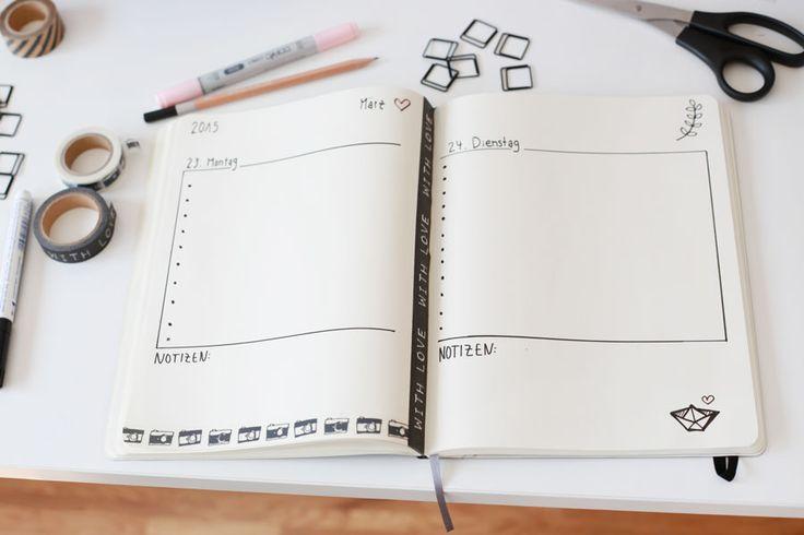 ber ideen zu kalender gestalten auf pinterest. Black Bedroom Furniture Sets. Home Design Ideas