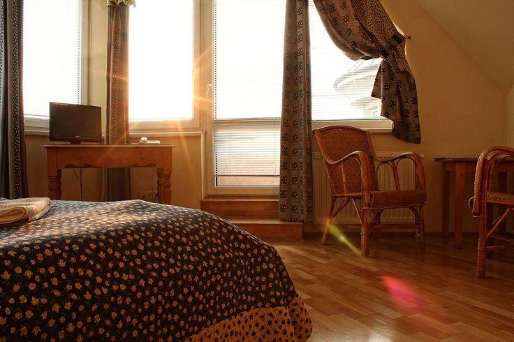 Napfényes #szoba #Budapesten / Sunny #guesthouse room in #Budapest