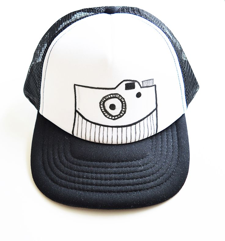 Hi Moon trucker cap collection for kids.