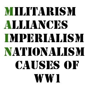 the alliances from imperialism as the root cause of world war i Critically assess the main causes of world war i and how german ambition was at the root of each cause include the following topics in your discussion: militariism, alliances, imperialism, nationalism click here for more on this paper.