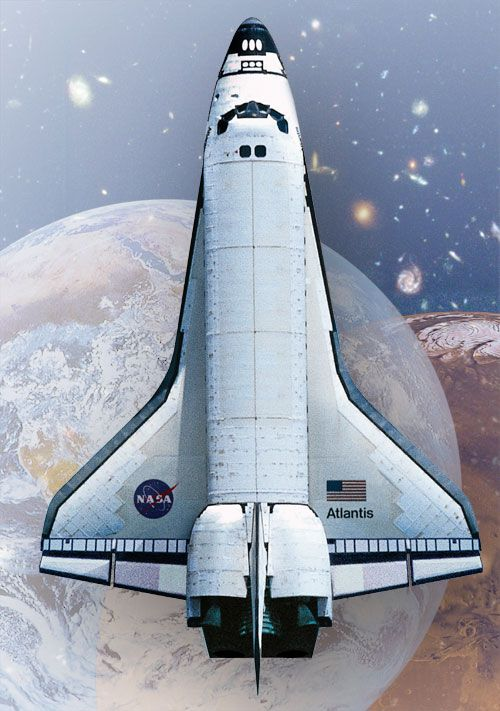 space shuttle book - photo #40