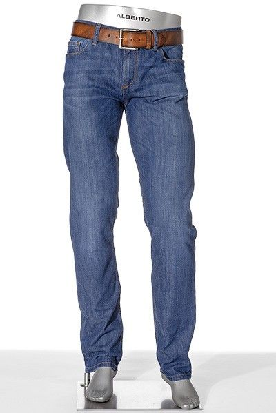 ALBERTO REGULAR SLIM FIT T400 PIPE 39071578/870