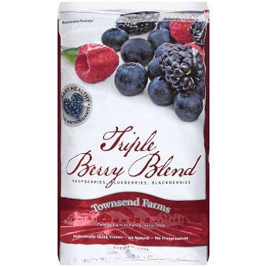 Townsend Farms Triple Berry Blend - 48 oz.