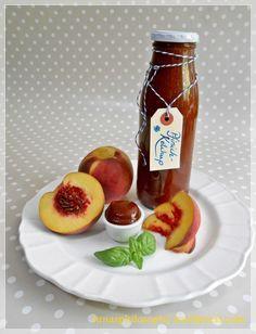 Pfirsich-Ketchup