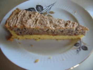 Dänischer Kuchen - Rezept
