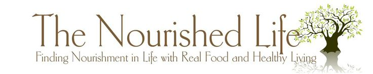 The Nourished Life..this site has TONS of great health/holistic tips...coconut oil, oil pulling for oral health, etc....