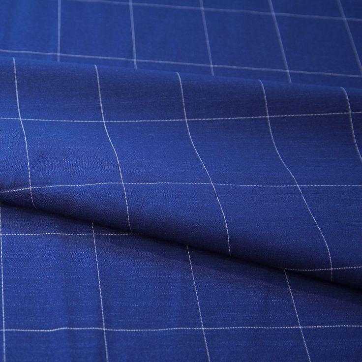 Ermenegildo Zegna, beautiful quality!  51% Wool - 41% Linen - 8% Silk