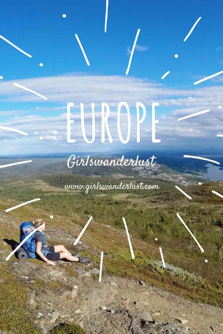 Europe. Get inspired by our posts about the amazing culture, beautiful nature, lovely people and delicious food of Europe. #travel #wanderlust #girlswanderlust #traveling #reizen #travelblog #europe