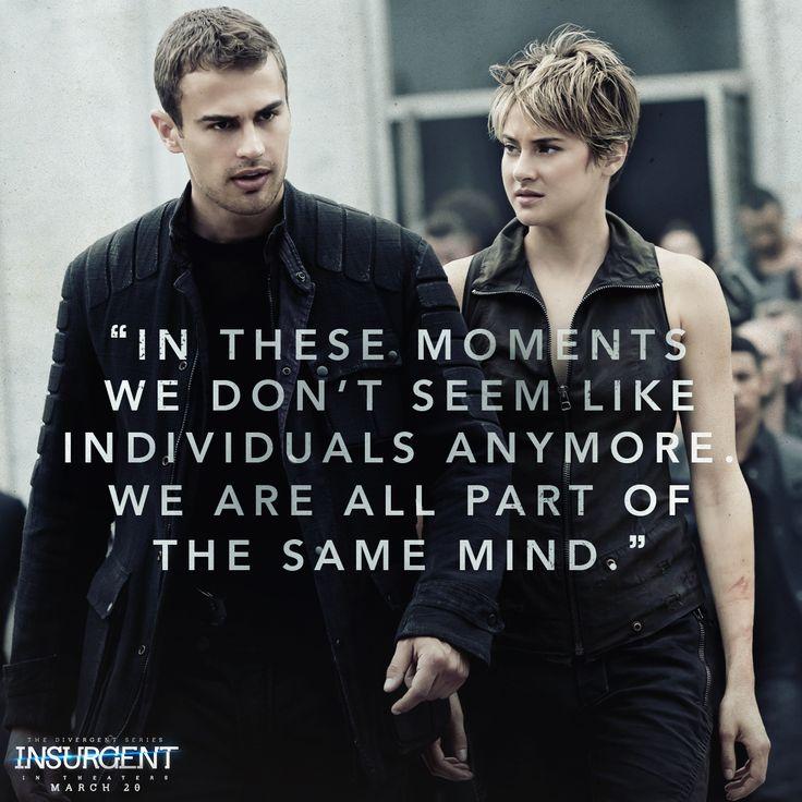 The Divergent Series   Insurgent   March 20 . 2015