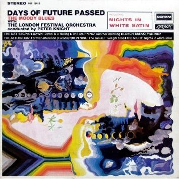 Days of Future Passed--THE MOODY BLUES