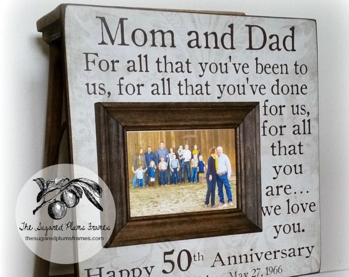 Best Gift For Wedding Anniversary For Parents: The 25+ Best Parents Anniversary Gifts Ideas On Pinterest