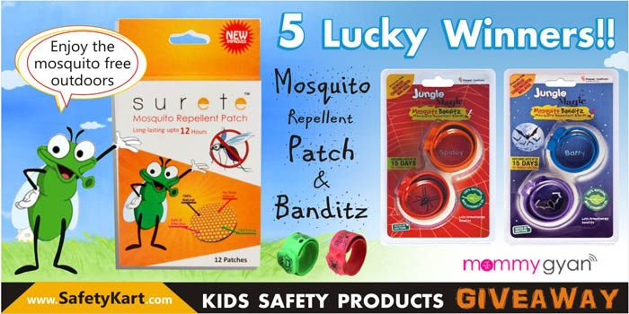 Get free from mosquitos now. #MosquitoRepellent Patches available on Safetykart.com. Mosquito bites can cause a lot of Diseases which can easily be avoided by protecting oneself from these buzzing creatures.