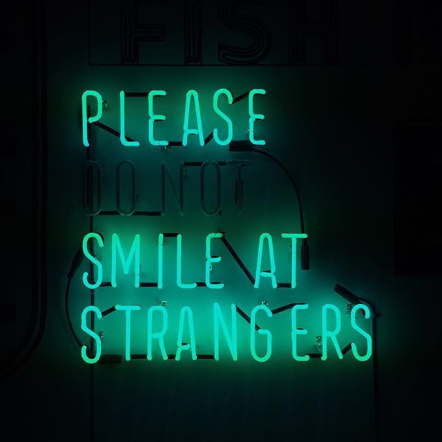 make some new friends tomorrow. | WeWork Times Square  #wework #neonsign #wearewework
