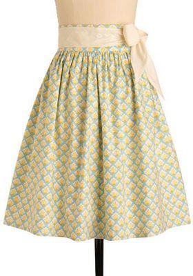 DIY skirt patterns