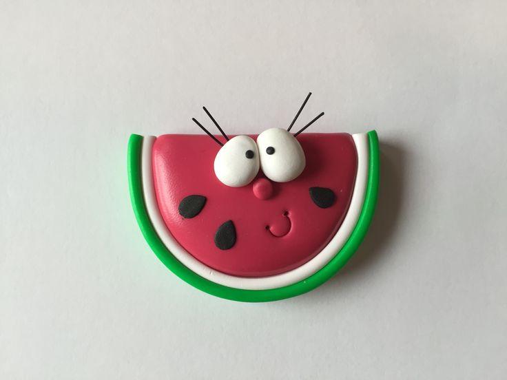 Happy Watermelon by Paola Gualandris