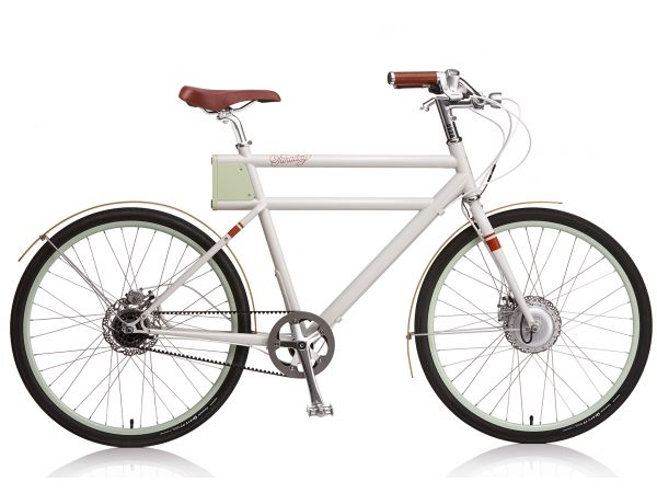 Find the perfect electric bike for you. Choose between the Faraday Porteur and the Faraday Porteur S.