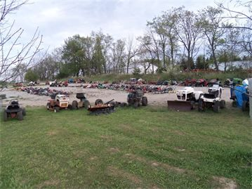 LAWN AND GARDEN TRACTOR RECYCLERS - Home - bailey lakes, OH