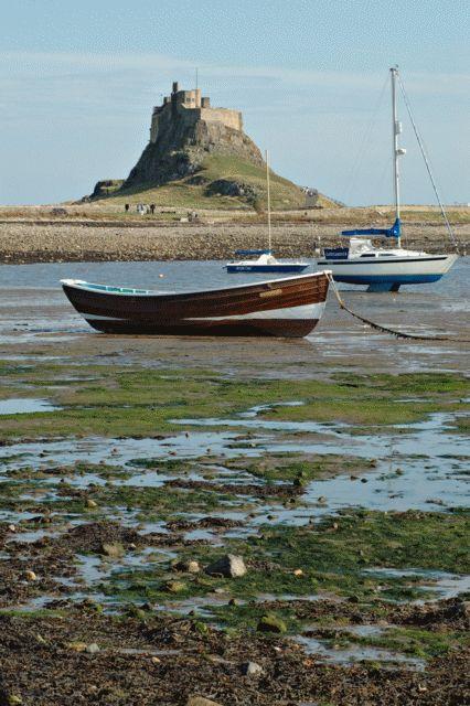Holy Island, Northumberland