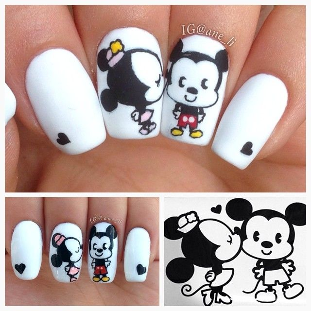 Nails + Tutorials :3 @ane_li Instagram photos | Websta (Webstagram)